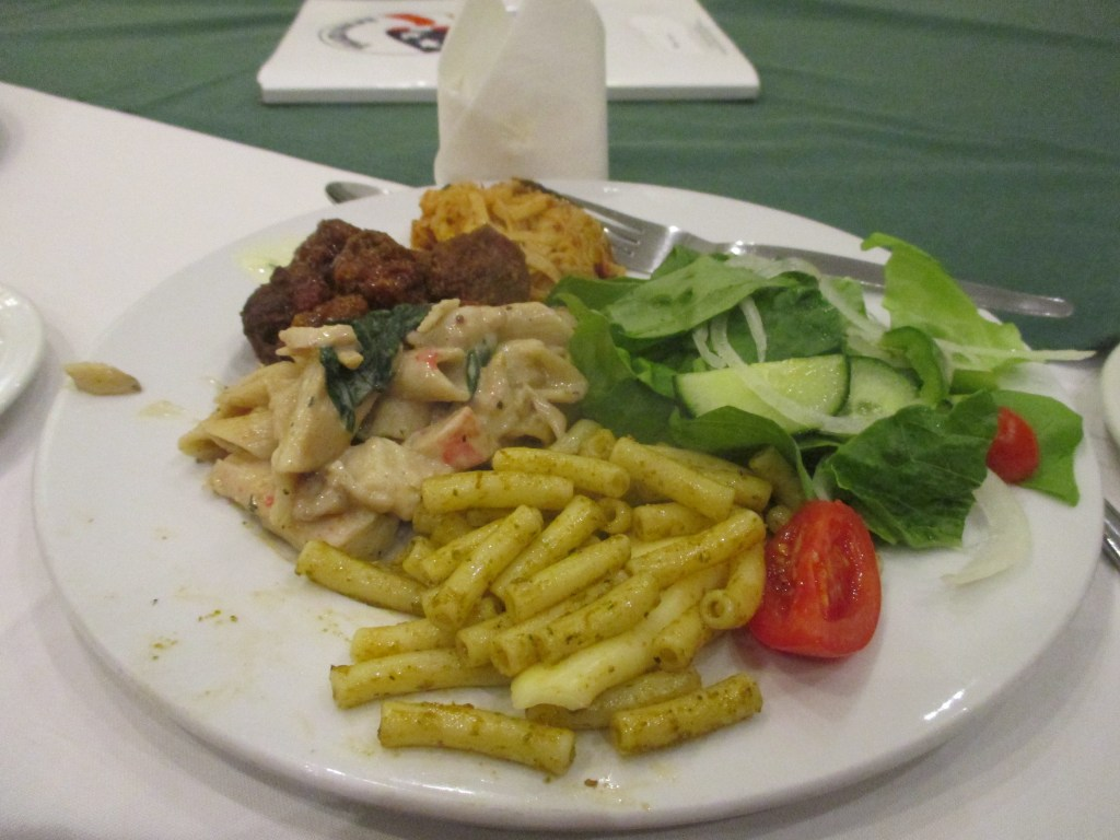 Lunch at Phakalane Golf Estates Hotel, luxury travel, Gaborone Botswana, Conference space, catered lunch, PCV