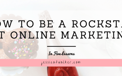 5 Ways to Be a Rock Star at Online Marketing