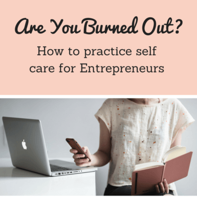 Business Burnout Audio and Workbook