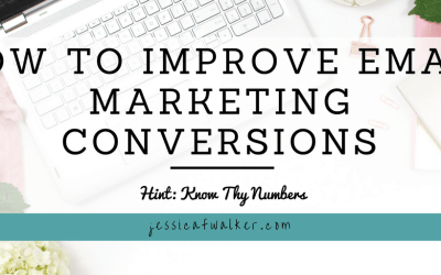 Improve Email Marketing Conversions
