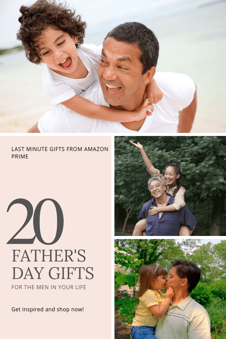 20 fathers day gifts for 2019 - gifts from amazon prime that will make your dad super happy