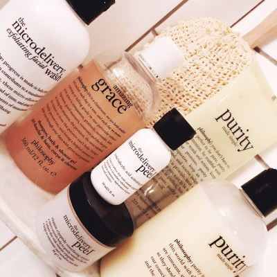 Go-To Beauty Brand: Philosophy