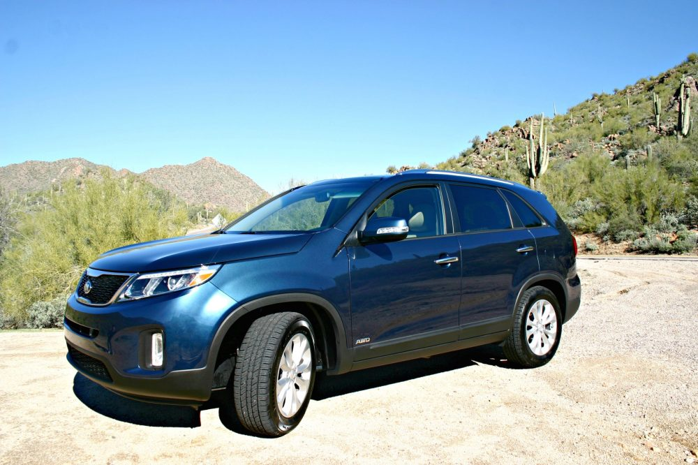 medium resolution of 2014 kia sorento review and first drive