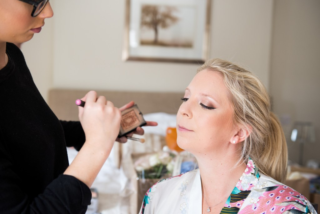 Lucy Alexander bridal make up pre wedding photography