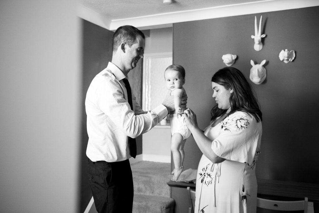 Creative family photography Surrey