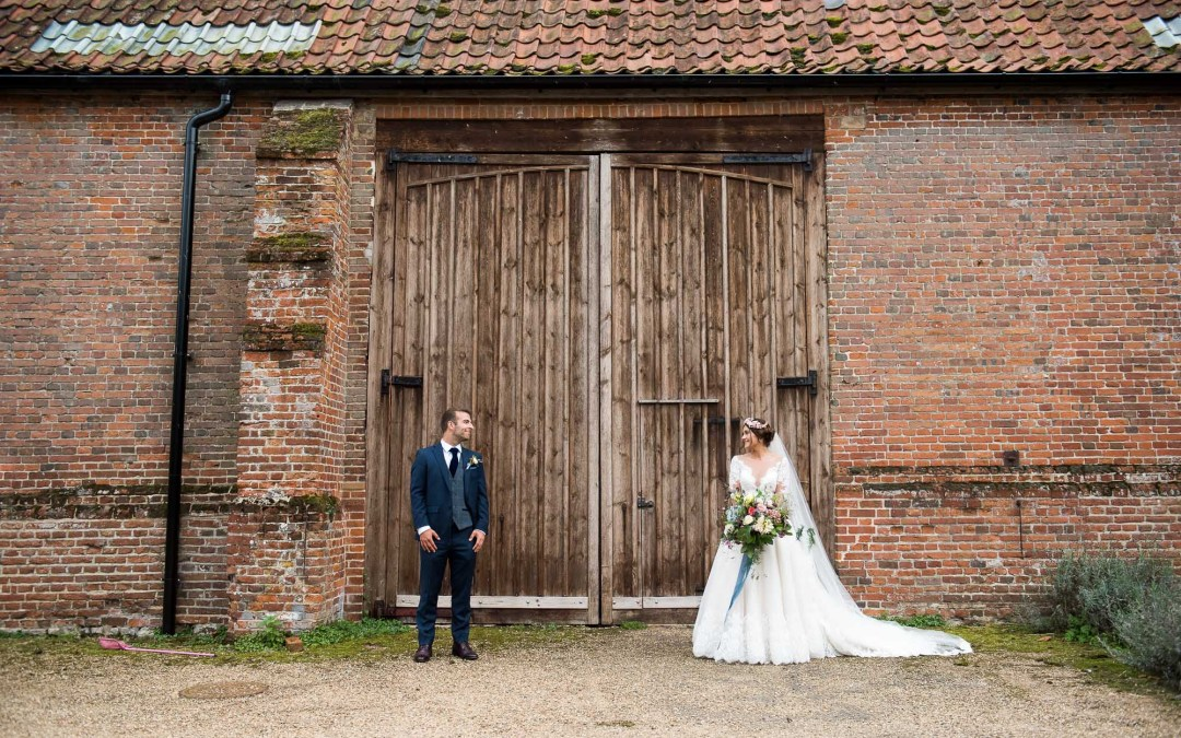 Norfolk Wedding Photography – Elegant Barn Wedding