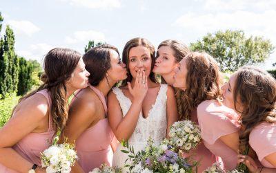 Surrey Wedding Photography – Elegant Summer Barn Wedding