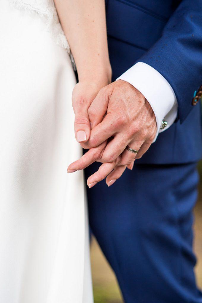 Wedding day details Surrey wedding