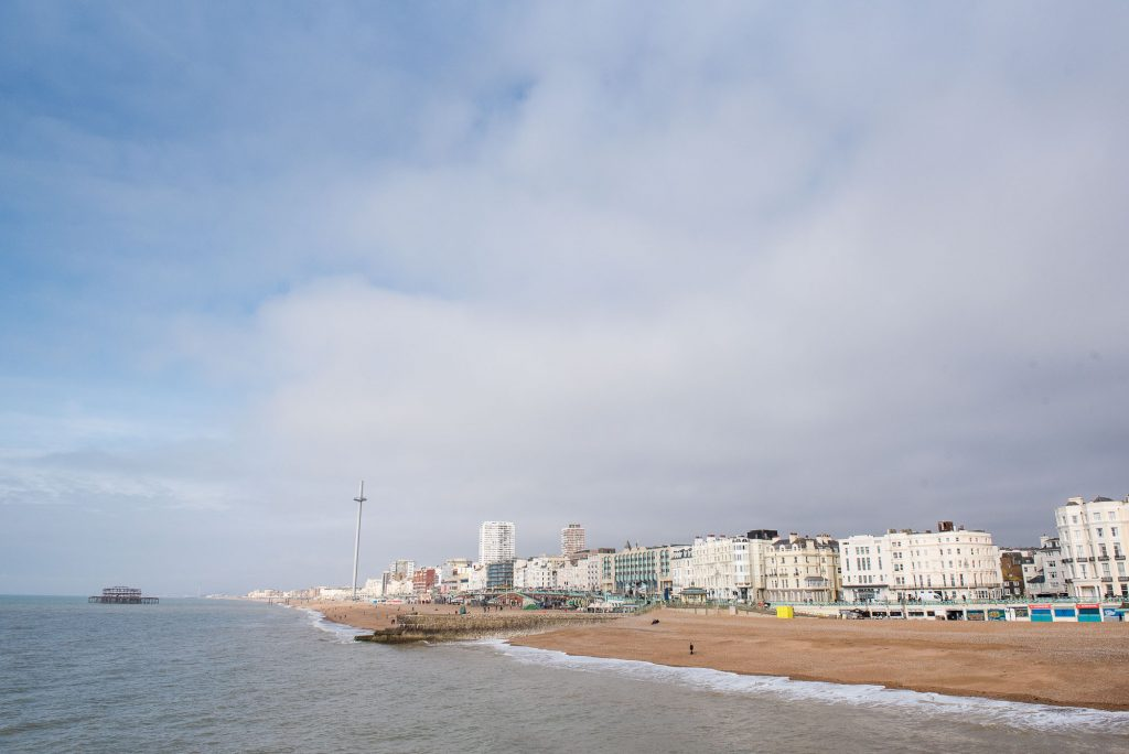 Brighton Beach Family Shoot