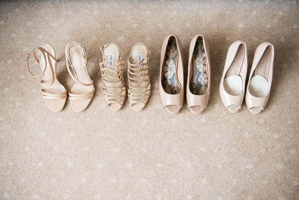 Park House Barn, Rustic Barn Wedding, Wedding Shoes Bridal Prep