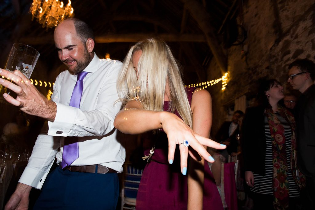 Park House Barn, Rustic Barn Wedding, Lively Dance Floor Ceilidh Band