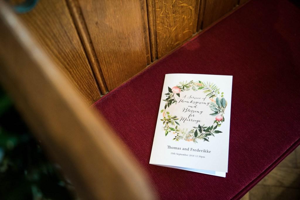 Outdoor Wedding Photography Surrey, Wedding Invitation With Floral Stationary Design, Surrey Wedding Photography