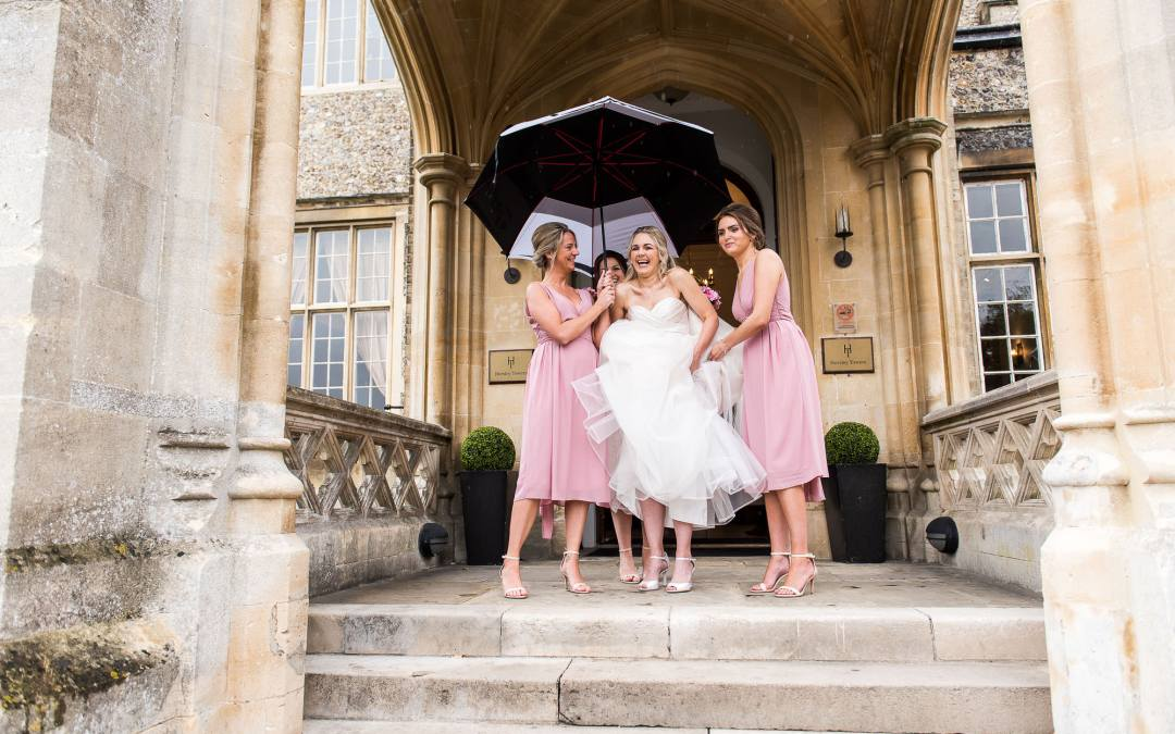 Wedding Advise – What Do You Do If It Rains On Your Wedding Day