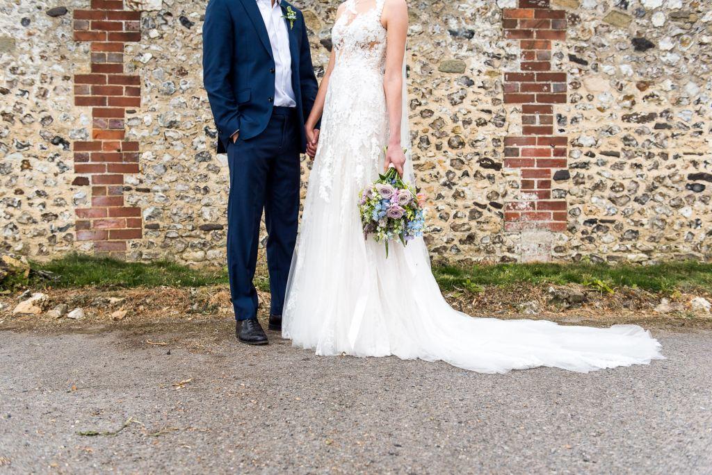 Creative and natural wedding photography