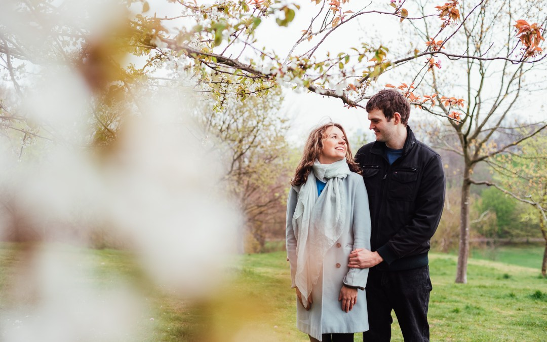 London Engagement Photography – Greenwich Park Engagement