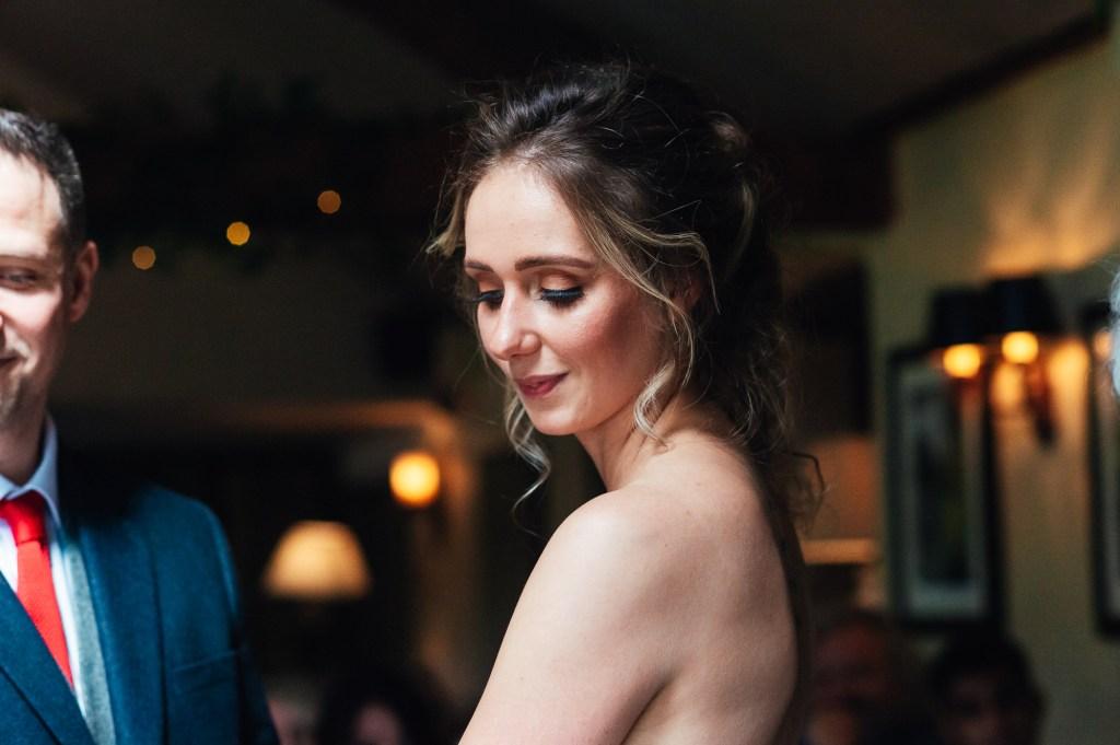 Gorgeous Grace Loves Lace bride