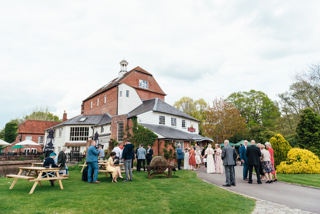 The Mill at Elstead wedding venue