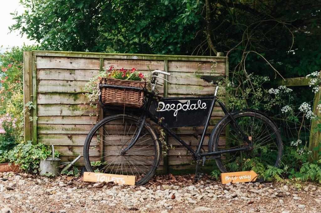 Deepdale farm barn bike