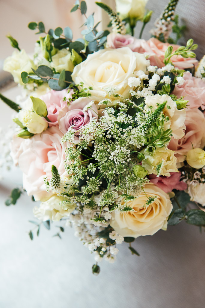 Hedsor House bridal wedding bouquet