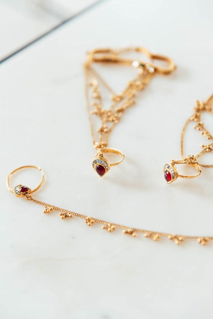 Traditional Indian Wedding Jewellery