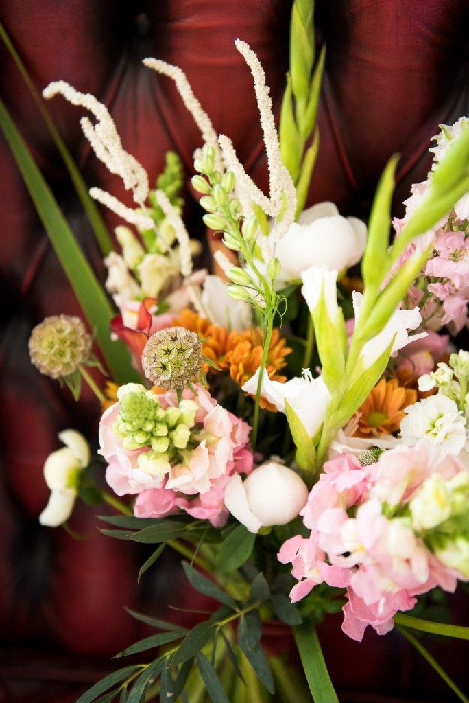 Creative Wildflower Wedding Floral Bouquet