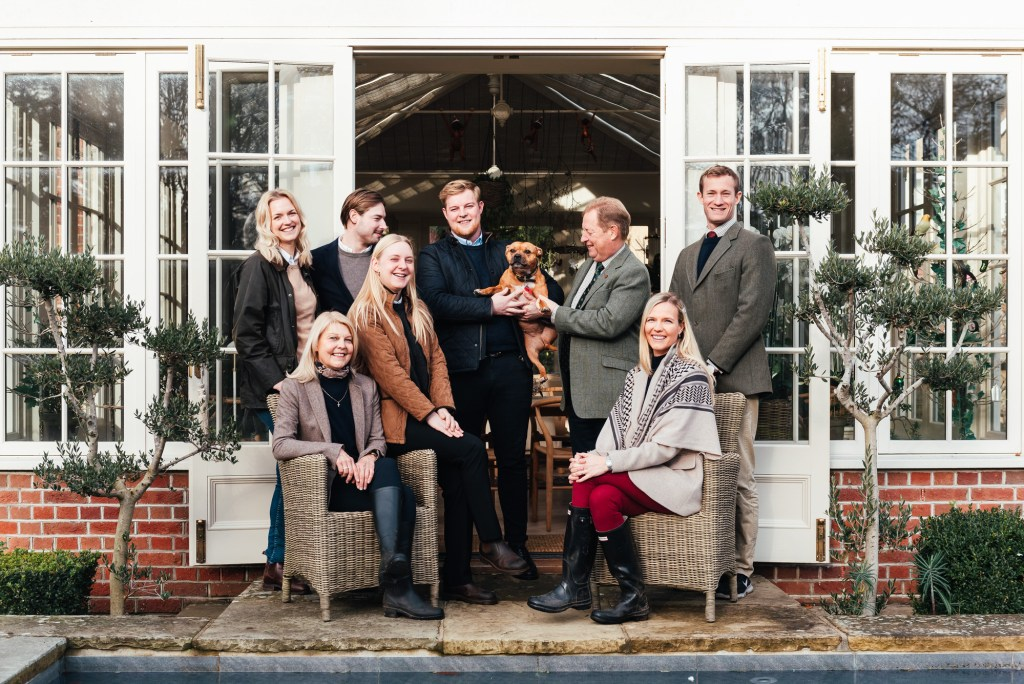 Danish family photography at home
