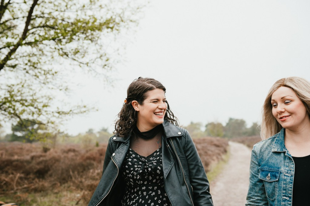 Relaxed Couples Portraiture
