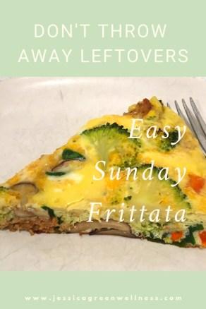 Sunday-Frittata