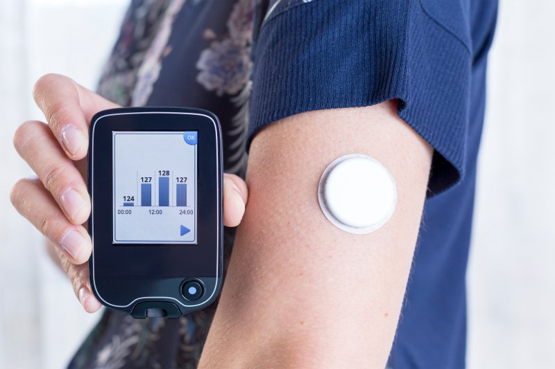 Benefits of a Continuous Glucose Monitor
