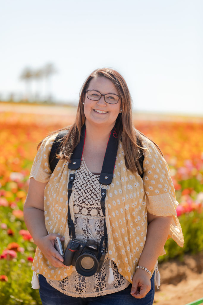 ways to look your best for a portrait session jessica griffin product photography orange county the flower fields carlsbad california