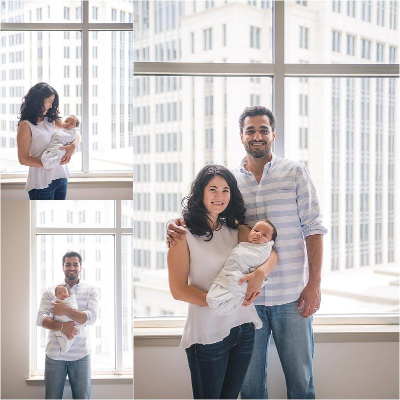 Dallas Lifestyle Newborn Session
