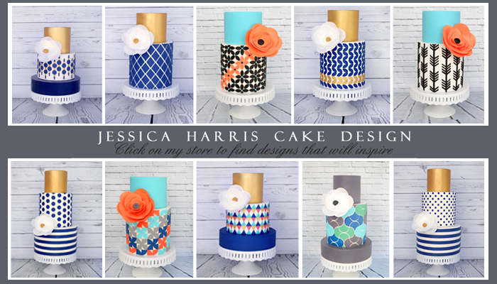 Jessica Harris Cake Design Home - Jessica Harris Cake Design
