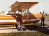 My dad was a man of many skills, including small aircraft pilot