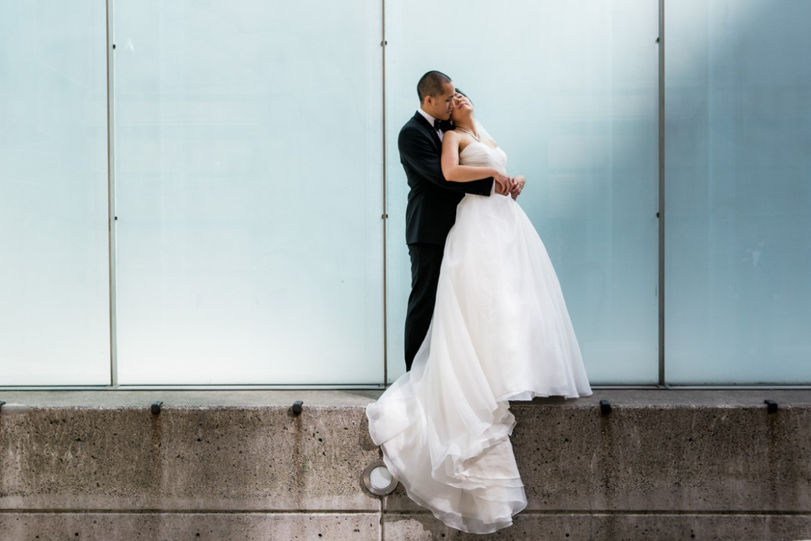 Downtown Portland Wedding | Jessica Hill Photography