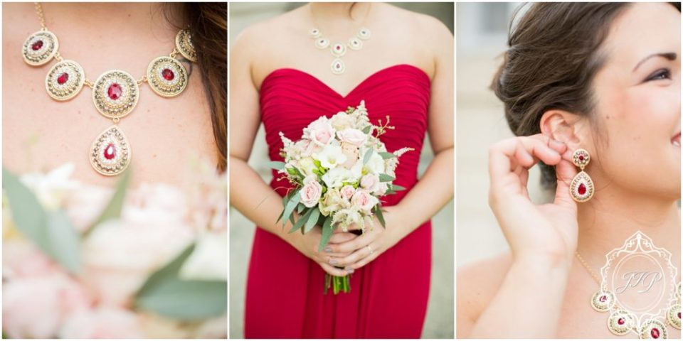 Elegant Southern Charcoal and Maroon Wedding_0022