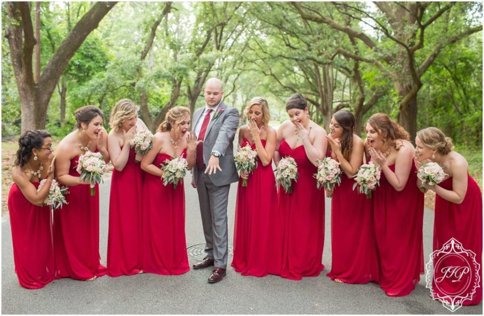 Elegant Southern Charcoal and Maroon Wedding_0058