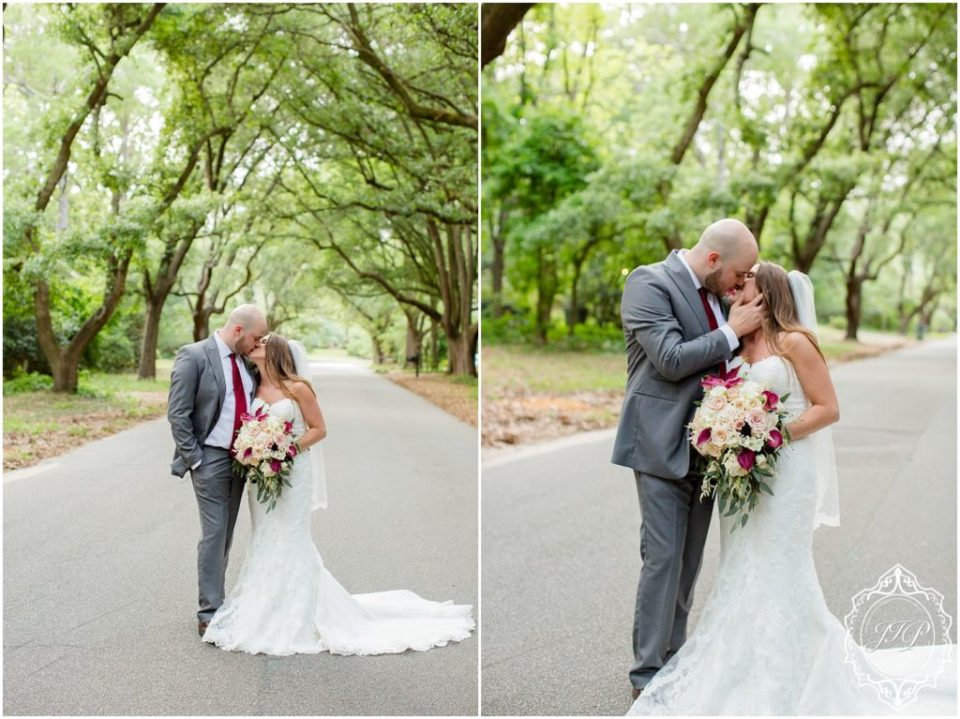 Elegant Southern Charcoal and Maroon Wedding_0065