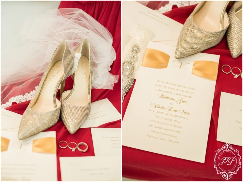 Elegant Southern Charcoal and Maroon Wedding_0121