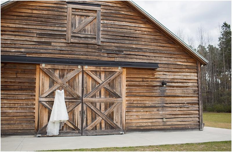SC barn wedding