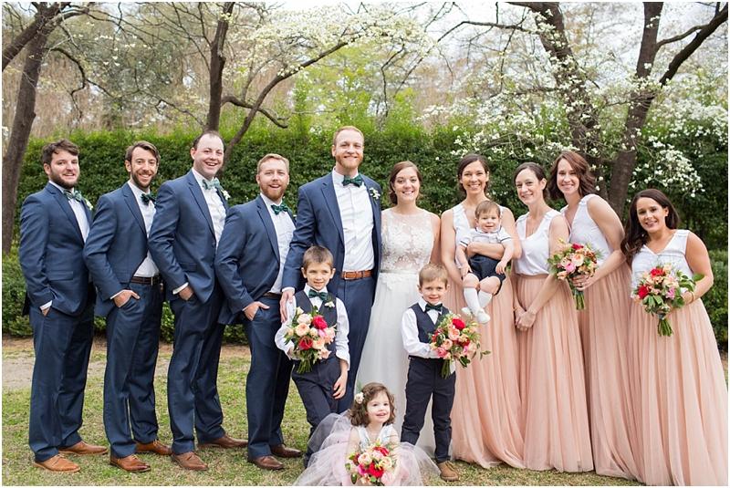 JHP Robert Mills House Wedding