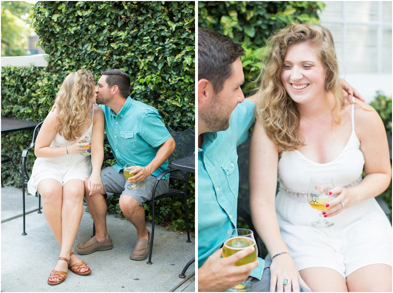 couples portraits in south carolina