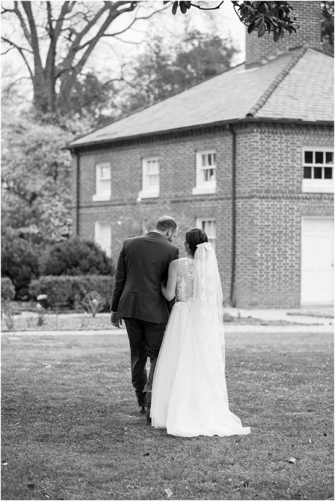 mills house wedding