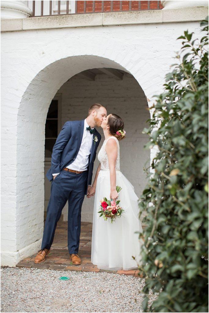 Historic Columbia Wedding