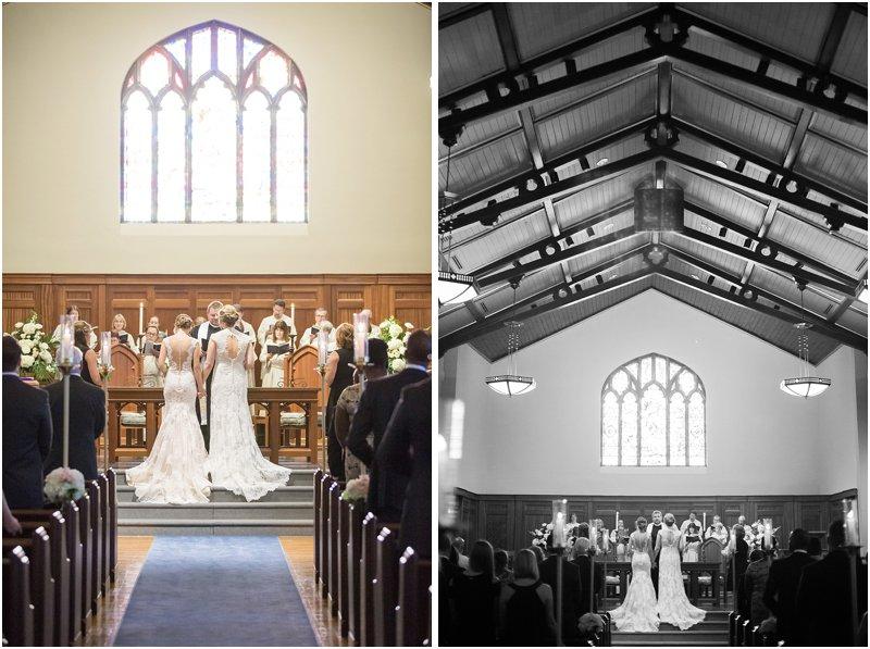 Same-Sex church Wedding