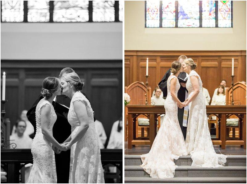 Columbia, SC lesbian wedding