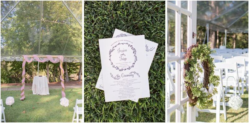 something borrowed columbia wedding rentals