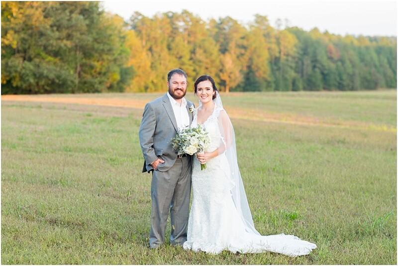outdoor wedding south carolina