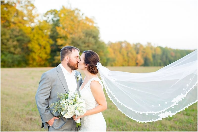south carolina outdoor wedding pictures
