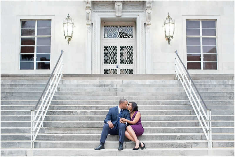 African American Engagement Session