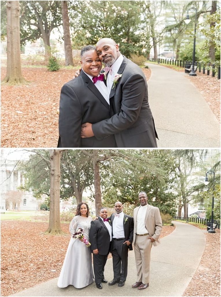 wedding photographers columbia south carolina
